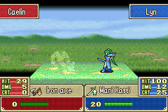 Fire Emblem - ITS A GHOST - User Screenshot